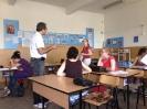 Întâlniri cu elevii din licee arădene